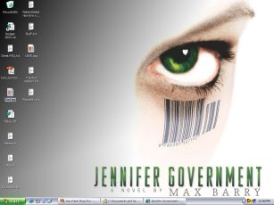 Jennifer Government wallpaper