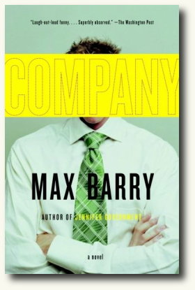 Company Paperback Cover