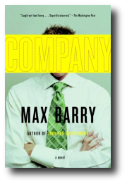 Company cover for US paperback