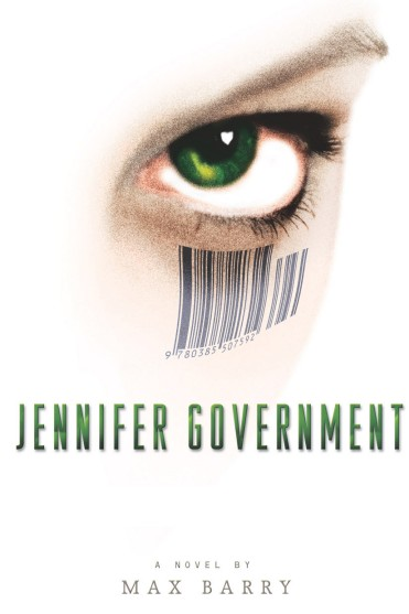 Cover of Jennifer Government