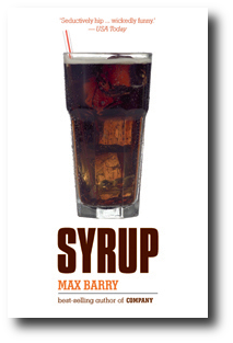 New Australian Syrup book cover